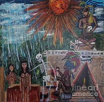 Spiritual Sacrifice by Visual  Renegade Art