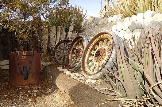 Spokes N Wheels by Gabe Arroyo