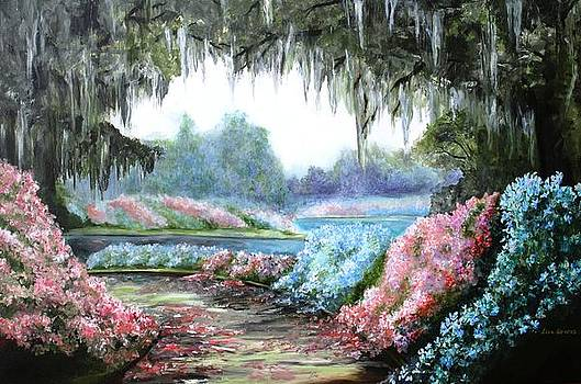 Spring at Middleton Plantation by Lisa Graves