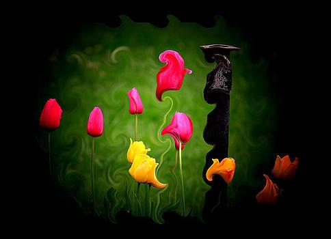 Spring Twist  by Karen M Scovill