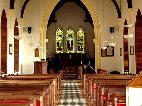 St Paul's Church Mussoorie by Salman Ravish