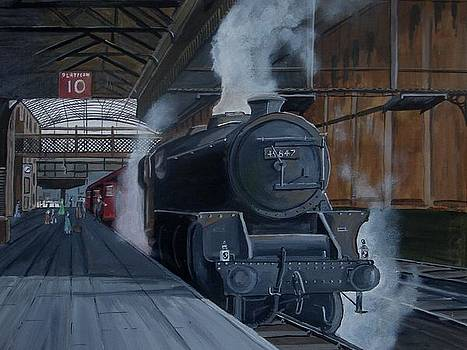 Steam Train by Harold Hopkinson