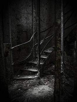 Steps to away.. by Akos Kozari