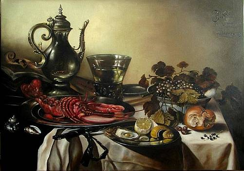 Still Life by Ian Szkorka