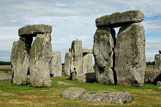 Stonehenge by Derek Sherwin