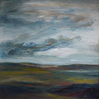 Stormy Skies by Hazel Millington