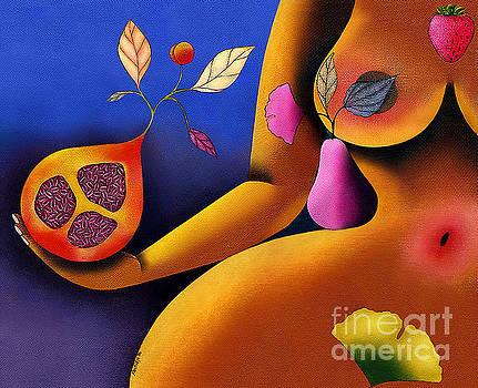 Succulent Wild Woman by Mucha Kachidza