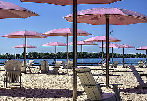 Sugar Beach Summer by Nicky Jameson