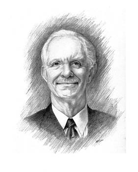 Sully Sullenberger by Lou Ortiz