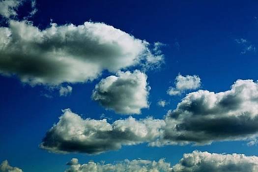 Summer Clouds by Jaakko Saari