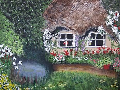 Summer Cottage by Denise Hills