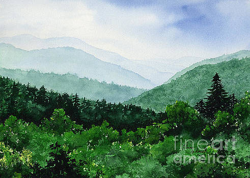 Summer In The Smokies by Penny Johnson