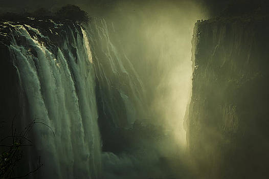 Sunrise at Victoria Falls by Alison Buttigieg