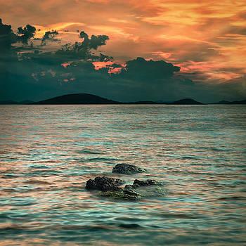 Sunset by Akos Kozari