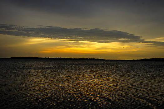 Sunset  by Randy  Shellenbarger