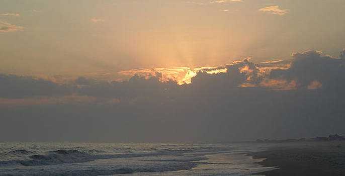 Sunset St George Island II by Peg Toliver