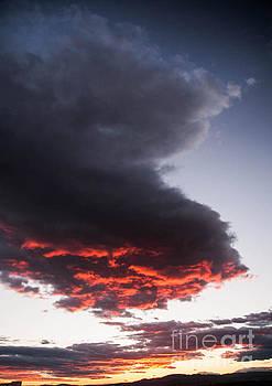 Sunset by Tony Unwin