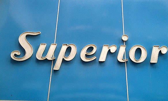 Superior Blue by Peri Lyons