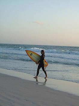Surfer Girl by Rosie Brown