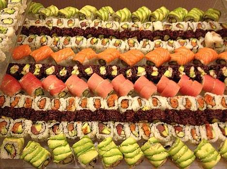 Sushi by Martin Fried MD