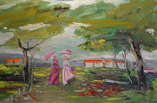 Susret u sumi by Buba Glodjovic