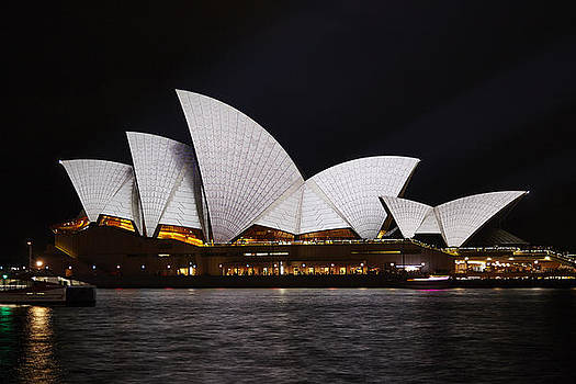 Sydney Opera House by RSRLive Arts