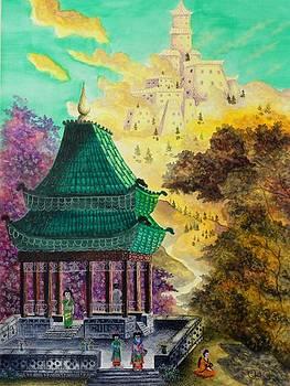 Tales of Asia by Gabriel Cajina