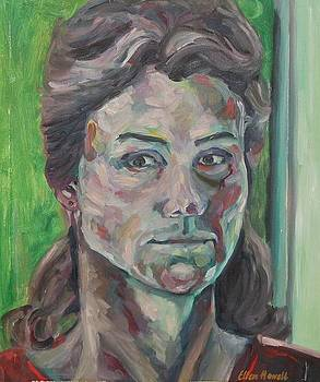 The Artist by Ellen Howell
