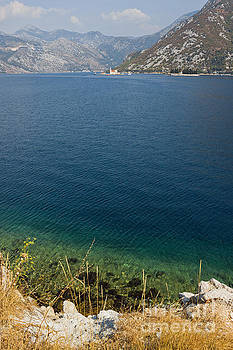 The Bay of Kotor in Montenegro by Kiril Stanchev