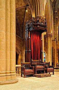 The Bishops Chair II by Dick Wood