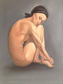 The Black Bandana by Caroline  Stuhr