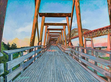 The Bridge by Debbie Beukema