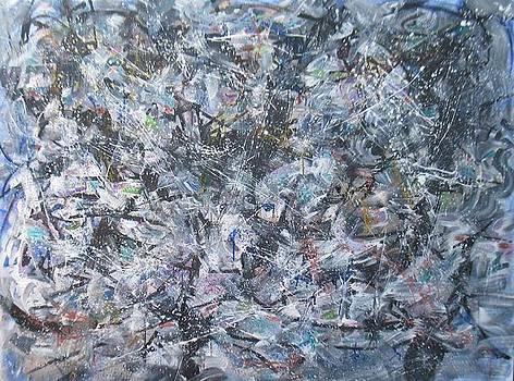The busy world by Samuel Daffa