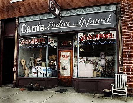 The Dainty Ladies Shop by Doug Fredericks