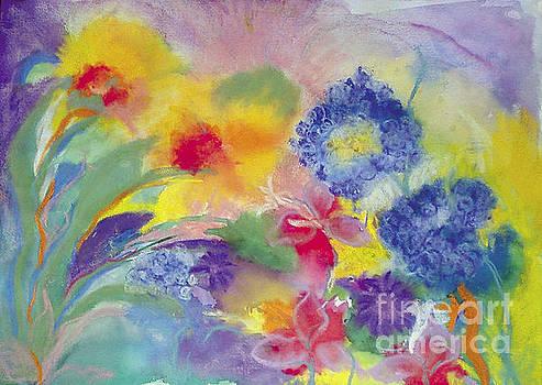 The Garden  by Susan Vannelli