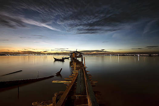 The Jetty 2 by Sham Osman