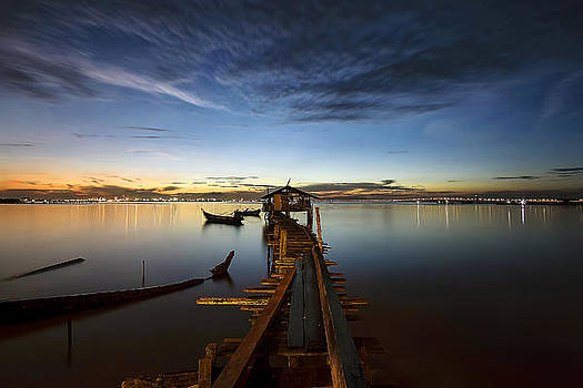 The Jetty by Sham Osman