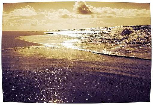 The Morning Beach II by Garren Zanker