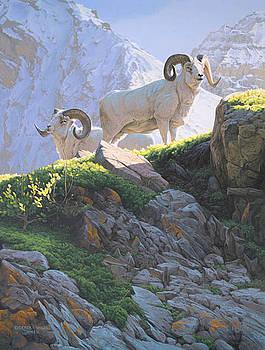 The Mountaineers by Derek Wicks
