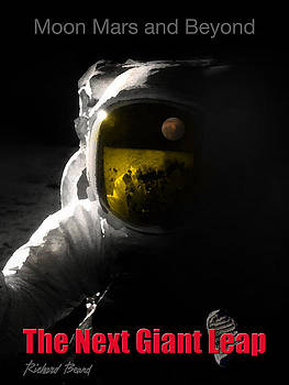 The next giant leap by Richard Beard