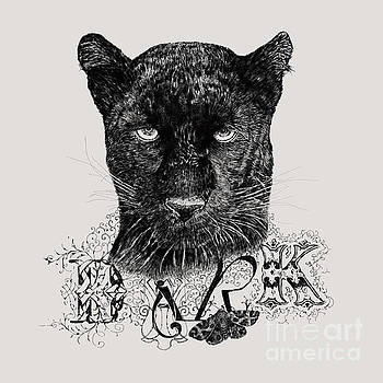 The Panther  by Jakarin Prawatruangsri