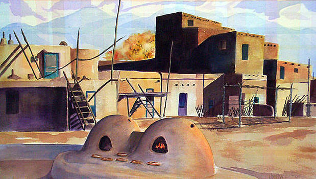 The Pueblo by Joe Prater