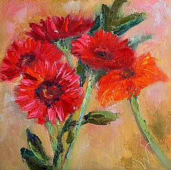 The Reds by Wendie Thompson