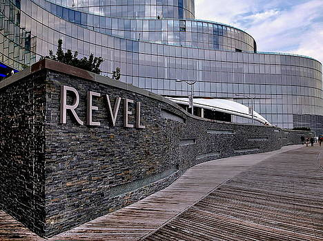 The Revel by Wayne Gill