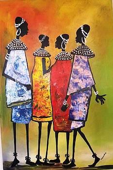 The Rumor Mill by Muwumba