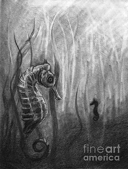 The Sea Spell by J Ferwerda