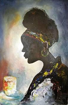 The Server by Muwumba