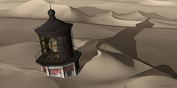 The Shifting Sands of Time by Peter J Sucy