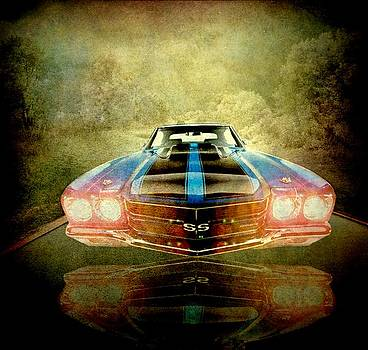 The SS Car by Amanda Struz
