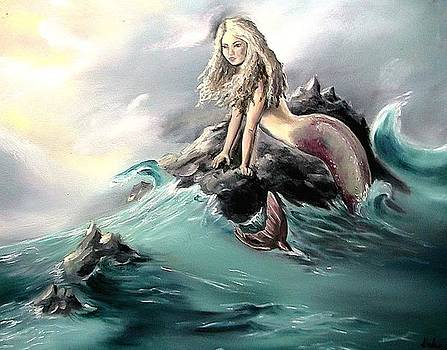 The Storm Mermaid by Cassandra Gallant
